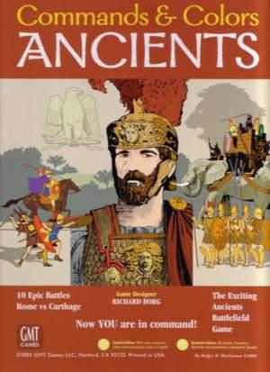 Scatola di Commands & Colors: Ancients