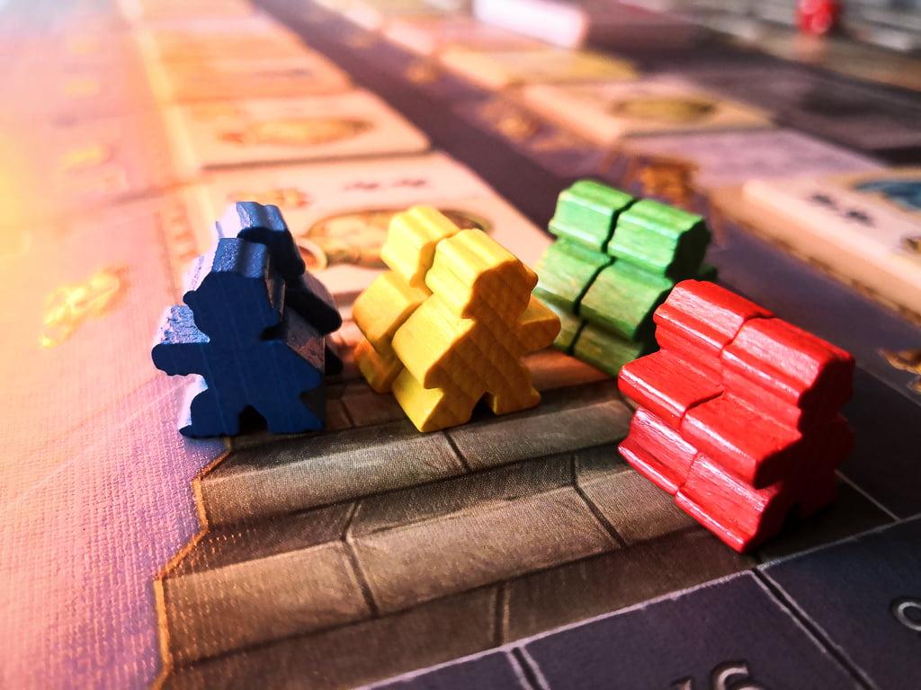 Luxor gioco in scatola - devir - balenaludens