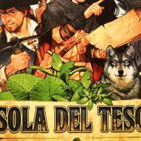 L'isola del tesoro - gioco da tavolo