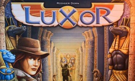 Luxor – il gioco da tavolo