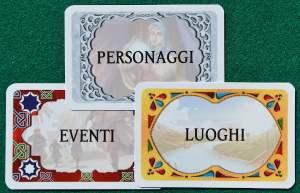 Le carte Pro-memoria