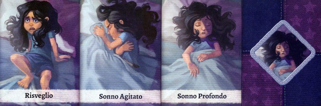 Le carte Sonno