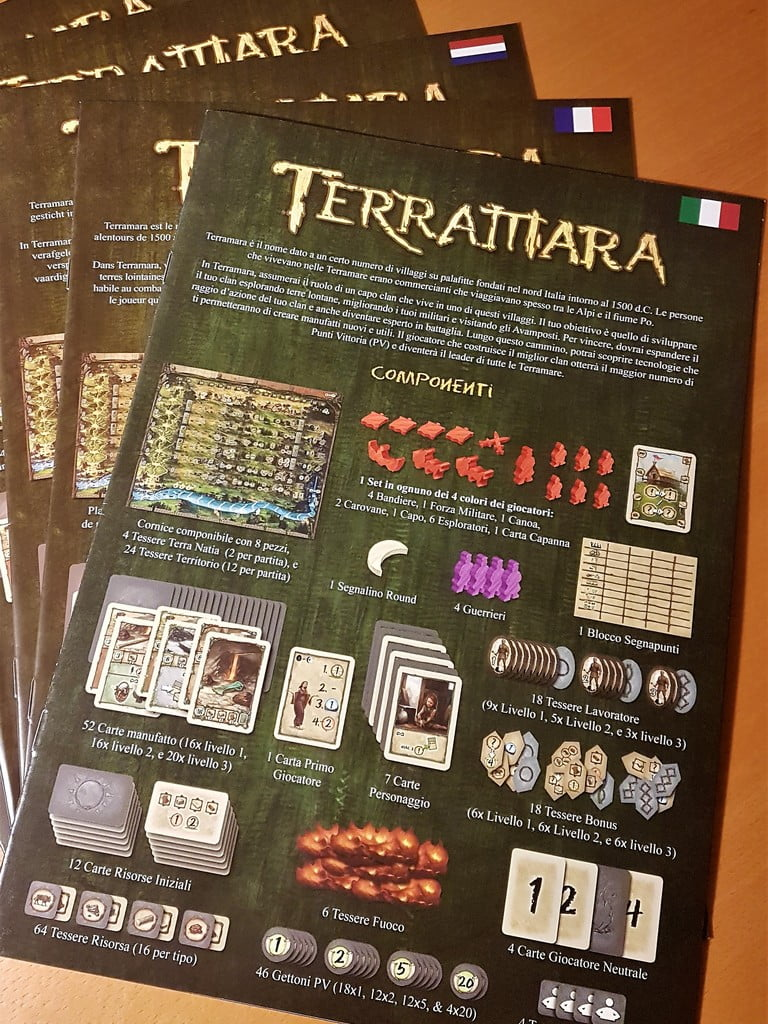 Manuale ITA terramara