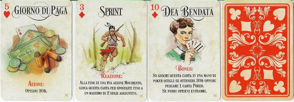 Alcune carte da poker