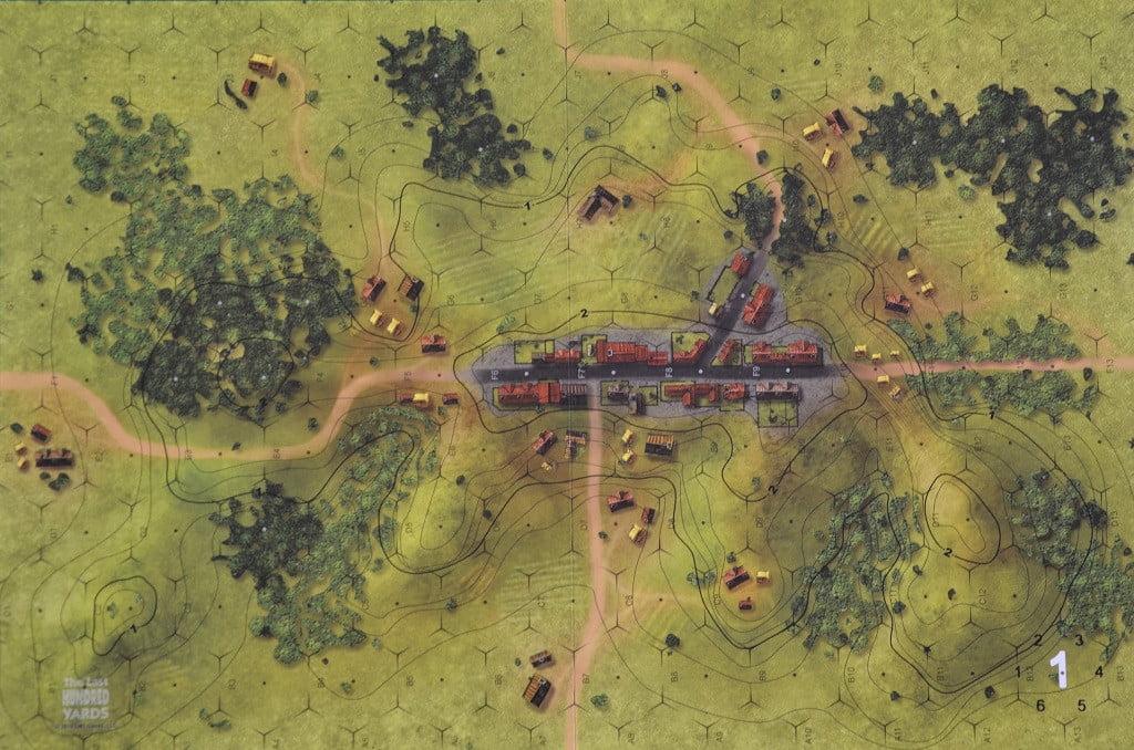 La mappa n° 1