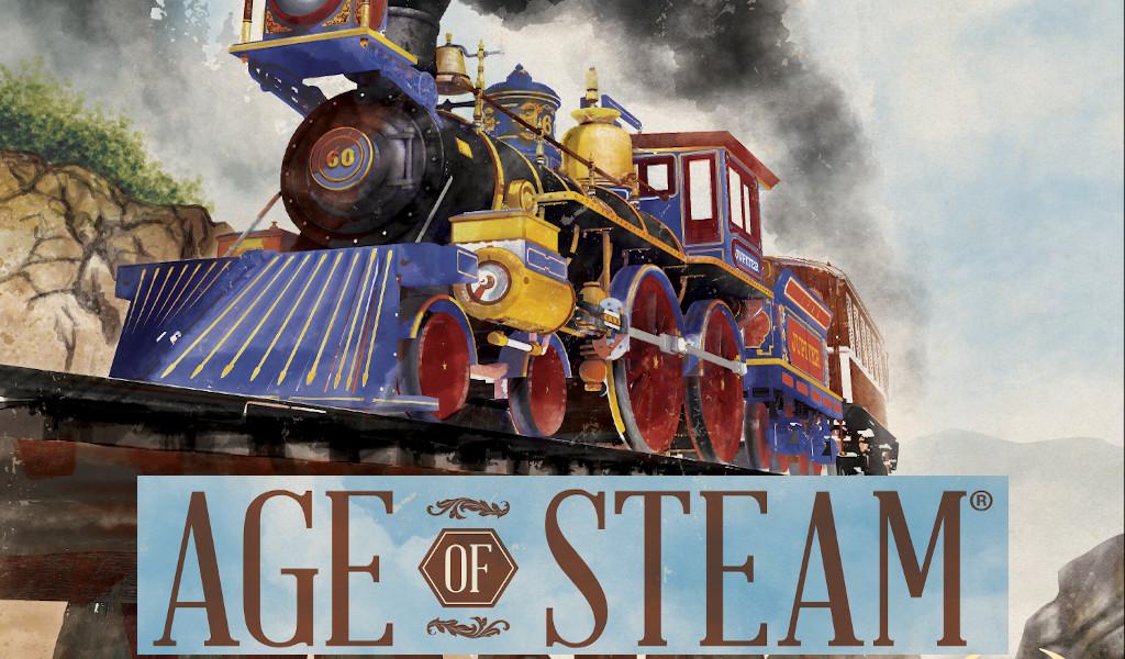 Age of Steam e fratelli