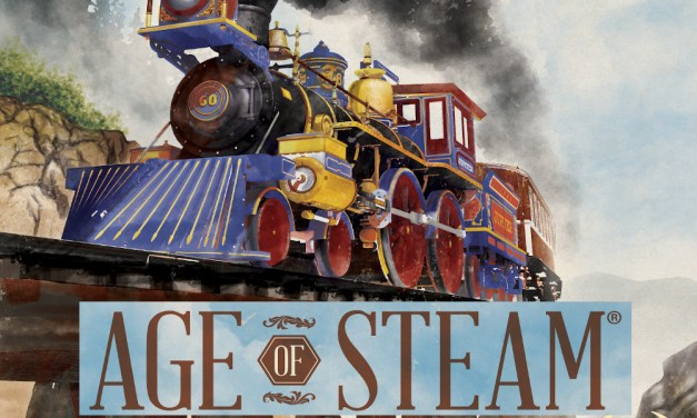 Age of Steam e fratelli
