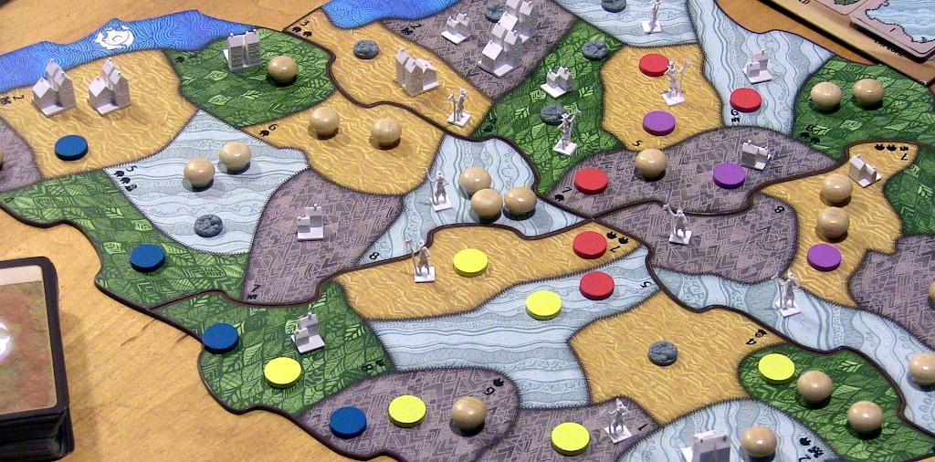 Sviluppo di una partita