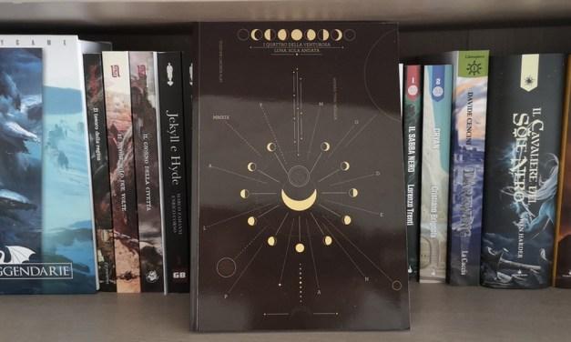I Quattro della Venturosa: Luna, solo andata Librogame