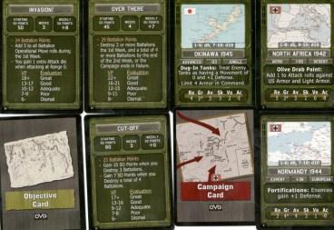 Sherman Leader Carte obiettivi e campagne