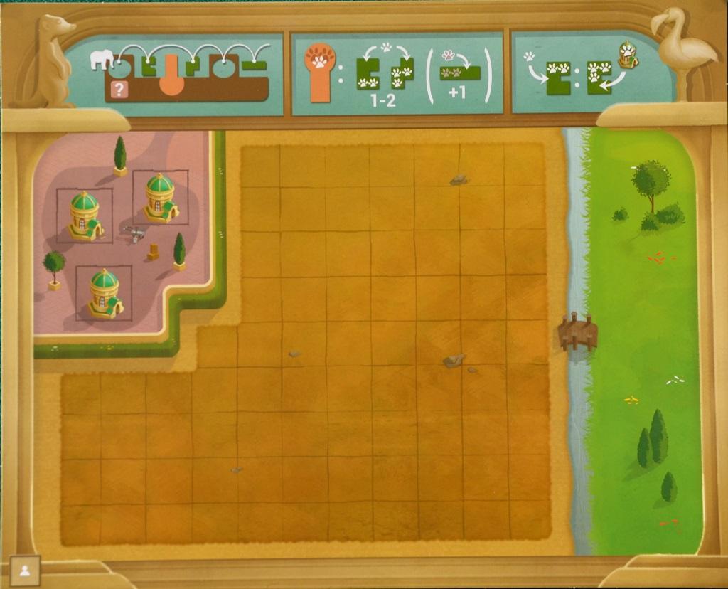 Plancia per il gioco in solitario
