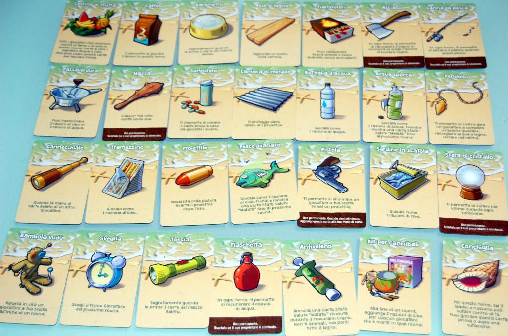 Le carte oggetto