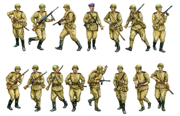 Soldati Giapponesi.