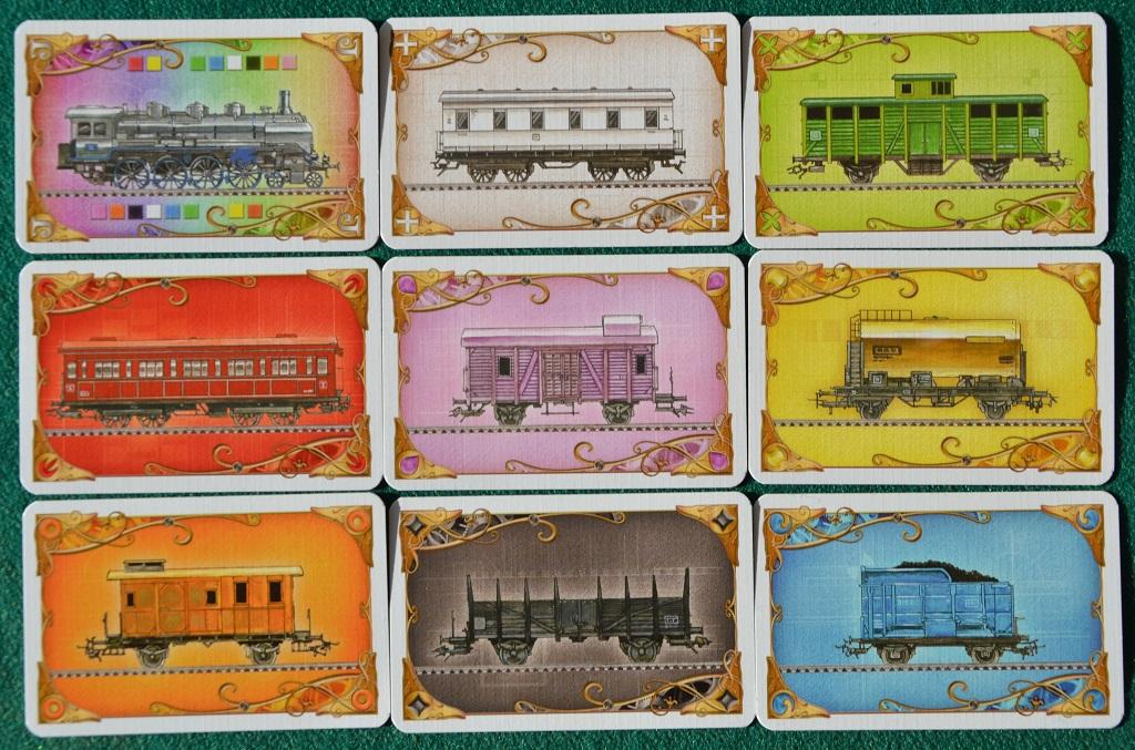 Carte Treno