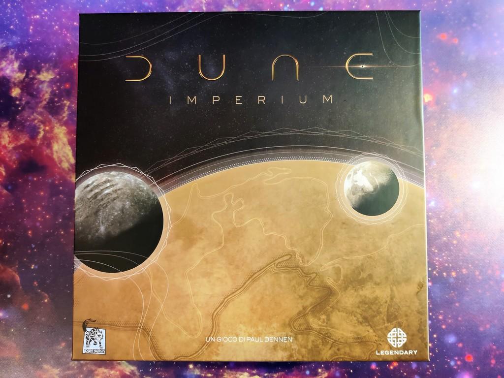 La scatola di Dune: Imperium