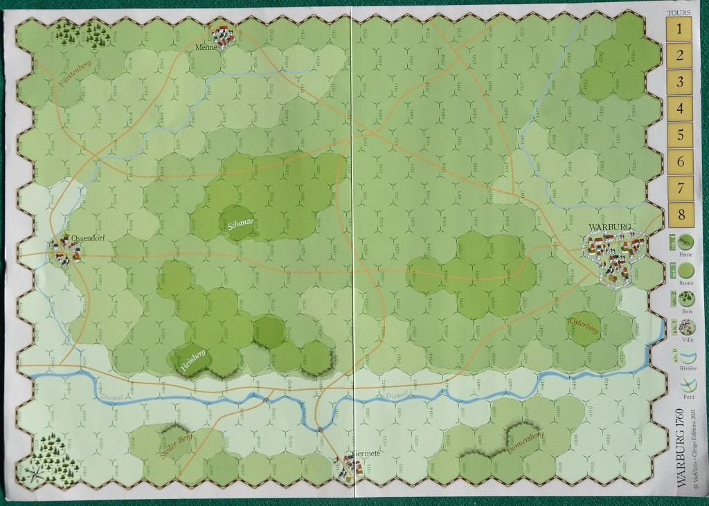 La mappa.