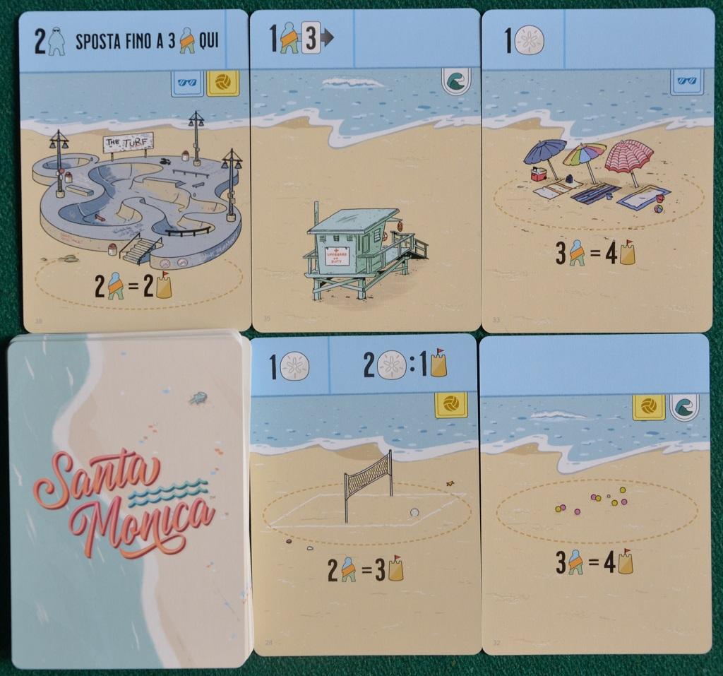 Carte Spiaggia.