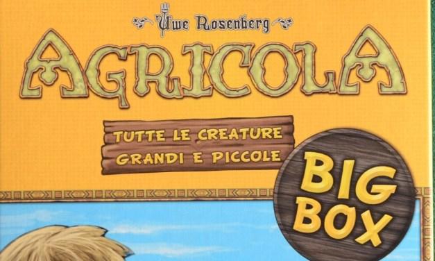 Agricola: Tutte le creature grandi e piccole – Big Box
