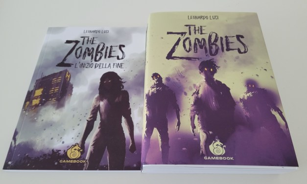 The Zombies Librogame