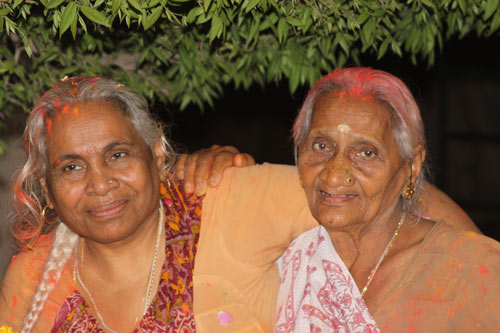 Naniji facing the biggest Pain: the Loss of her Daughter – 14 Dec 12