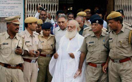Asaram Bapu accused of sexual Harassment of a minor Girl! – 2 Sep 13