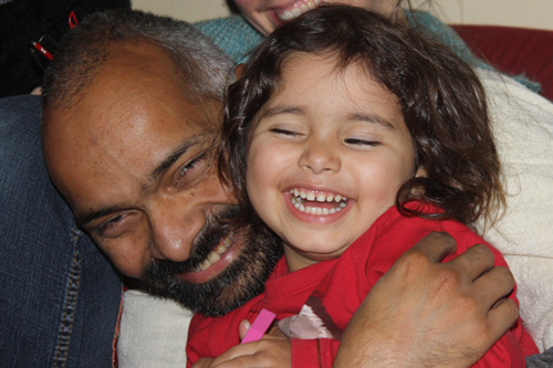 Answering the Question of a 3-year-old: What is Love? – 30 Mar 15