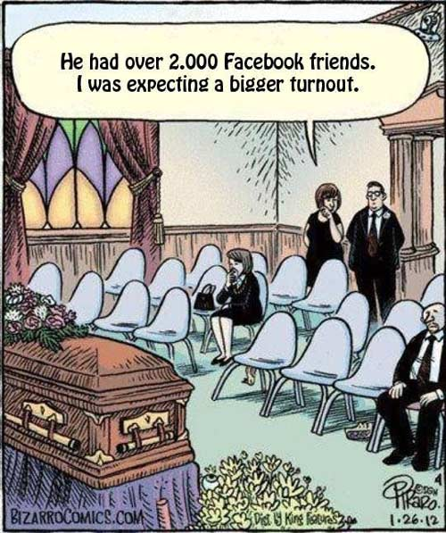Machen soziale Netzwerke einsam? – 14 Dez 15