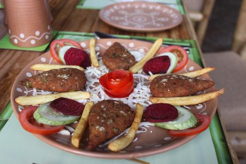 Recipe for tasty Vegetable Cutlets – 12 Mar 16