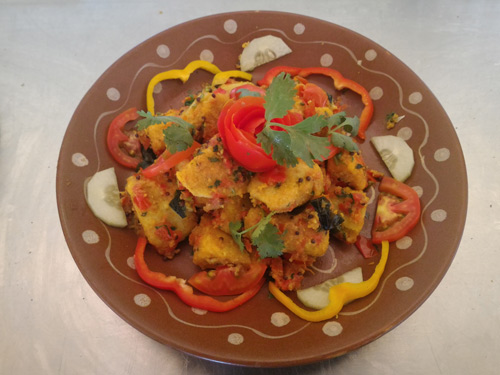 Idli Masala – Recipe for Steamed Rice Cakes in delicious Spice-Mix – 19 Mar 16