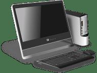 black computer
