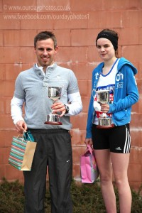 Ricky Govan Trophy winners 2012