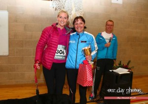 Ricky Govan Memorial Trophy1st Local Female	Jo Crotch