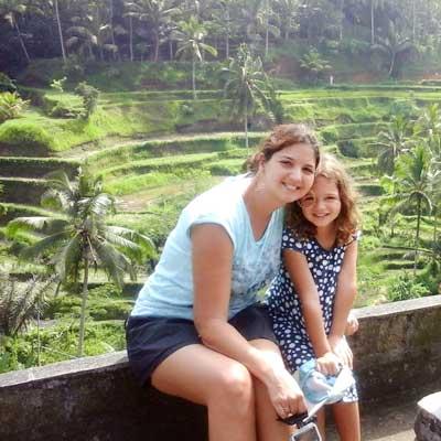 randonnées à tegalalang