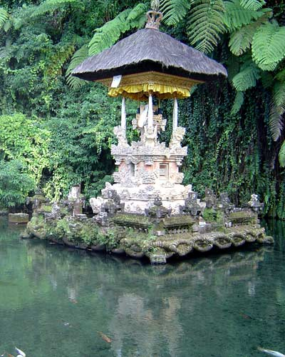 circuit visiter le temple de bali
