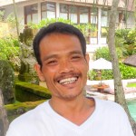 Wayan Suweca - private driver and tour guide