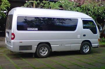 Bali Car Carter With Driver - Elf