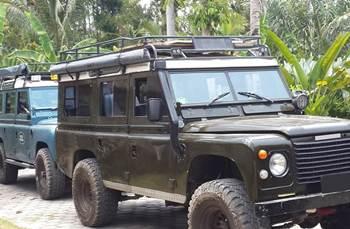 Bali Car Carter With Driver - Land Rover