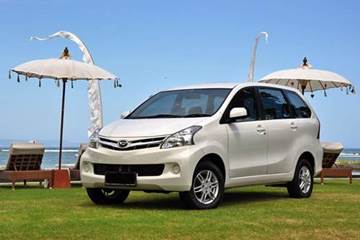 Bali Car Charter With Driver - Avanza or Xenia - Link to Page 260217R1