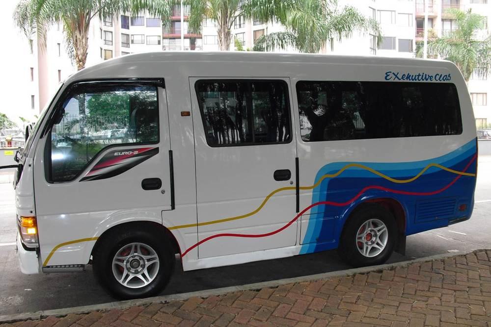 Bali Car Charter With Driver - Isuzu Elf - Gallery 04260217