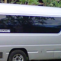 Bali Car Charter With Driver - Isuzu Elf