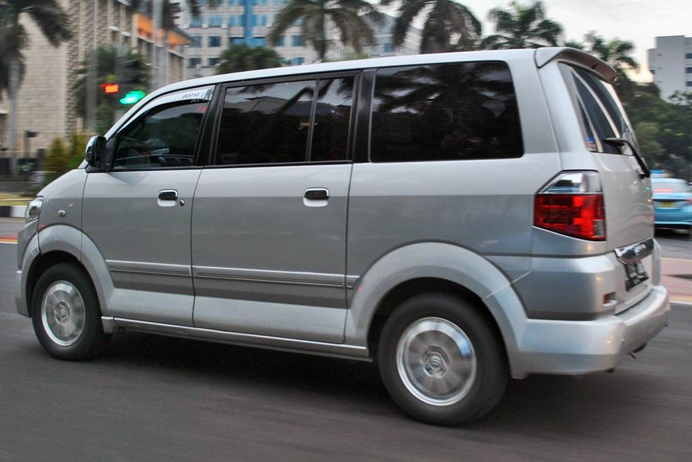 Bali Car Charter With Driver - Suzuki APV -Gallery 04260217