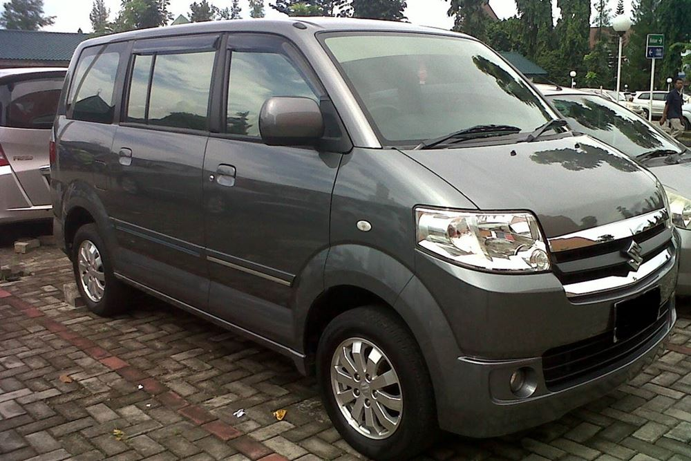 Bali Car Charter With Driver - Suzuki APV -Gallery 07260217