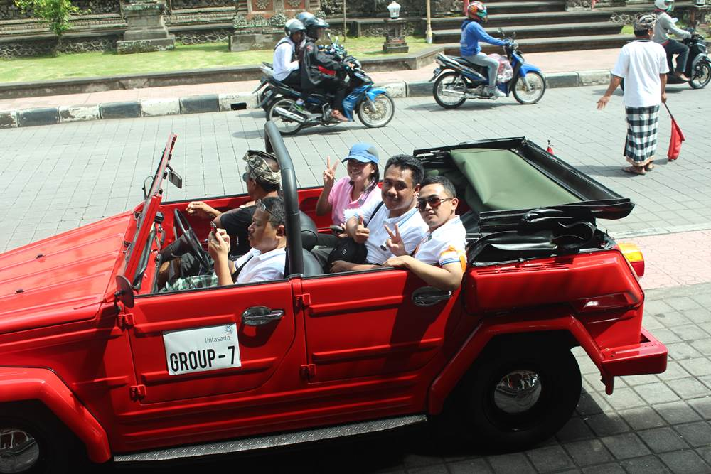 Bali Car Charter With Driver - VW Safari - Gallery 04260217
