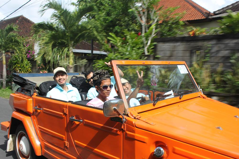 Bali Car Charter With Driver - VW Safari - Gallery 05260217