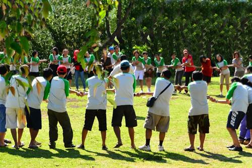 Bali Corporate Team Building Toya Devasya Camp - Link to Page 300117