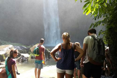 Bali Nungnung Waterfall Trekking - Link to Page 200217