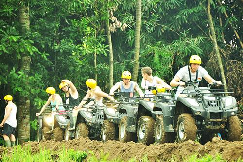 Bali Pertiwi ATV Ride Adventure Tour