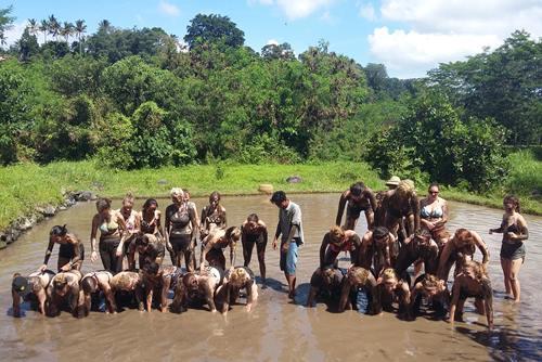 Bali Students Team Building Activities