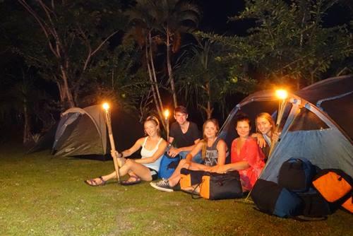 Bali Ubud Adventure Camp