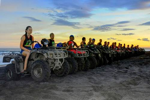 Bali Wake ATV Ride Adventure Tours